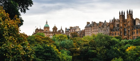 Edinburgh: Capital of Scotland and home to many tourist attractions